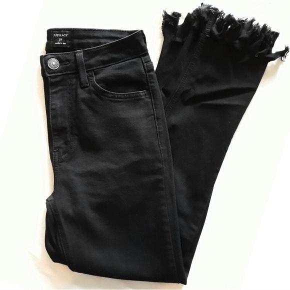 Just Black Denim - Just black jeans denim